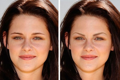 Who should try them: Kristen Stewart