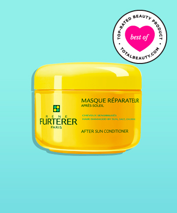 The Best No. 2: René Furterer Repairing After-Sun Mask with Palm Butter, $39
