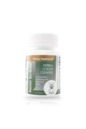No. 1: Arbonne Bio Nutria Herbal Colon Cleanse, $16