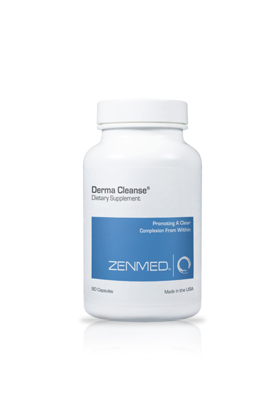 No. 5: Zenmed Derma Cleanse Capsules, $29.99