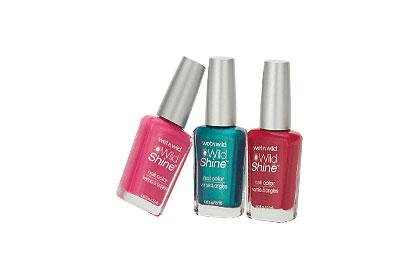 The Worst: No. 2: Wet n Wild Wild Shine Nail Color, $.99