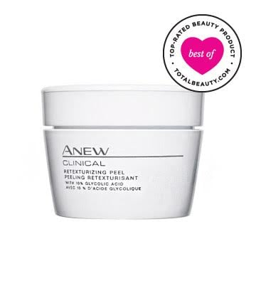 Best At-Home Peel No. 10: Avon Anew Clinical Retexturizing Peel, $22