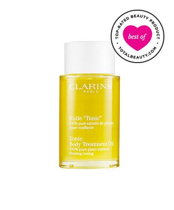Best Body Oil No. 7: Clarins Tonic Body Treatment Oil, $60
