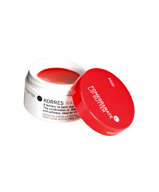 Korres Lip Butter, $12
