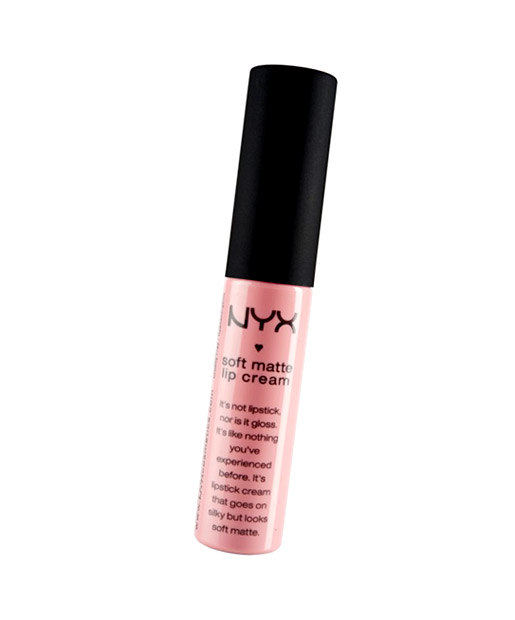 NYX Soft Matte Lip Cream, $6