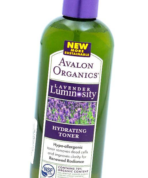 No. 19: Avalon Organics Lavender Hydrating Toner, $12.99
