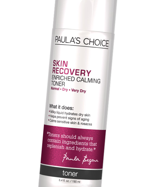 No. 1: Paula's Choice Skin Recovery Enriched Calming Toner, $18