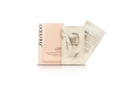 No. 6: Shiseido Benefiance Pure Retinol Intensive Revitalizing Face Mask, $69