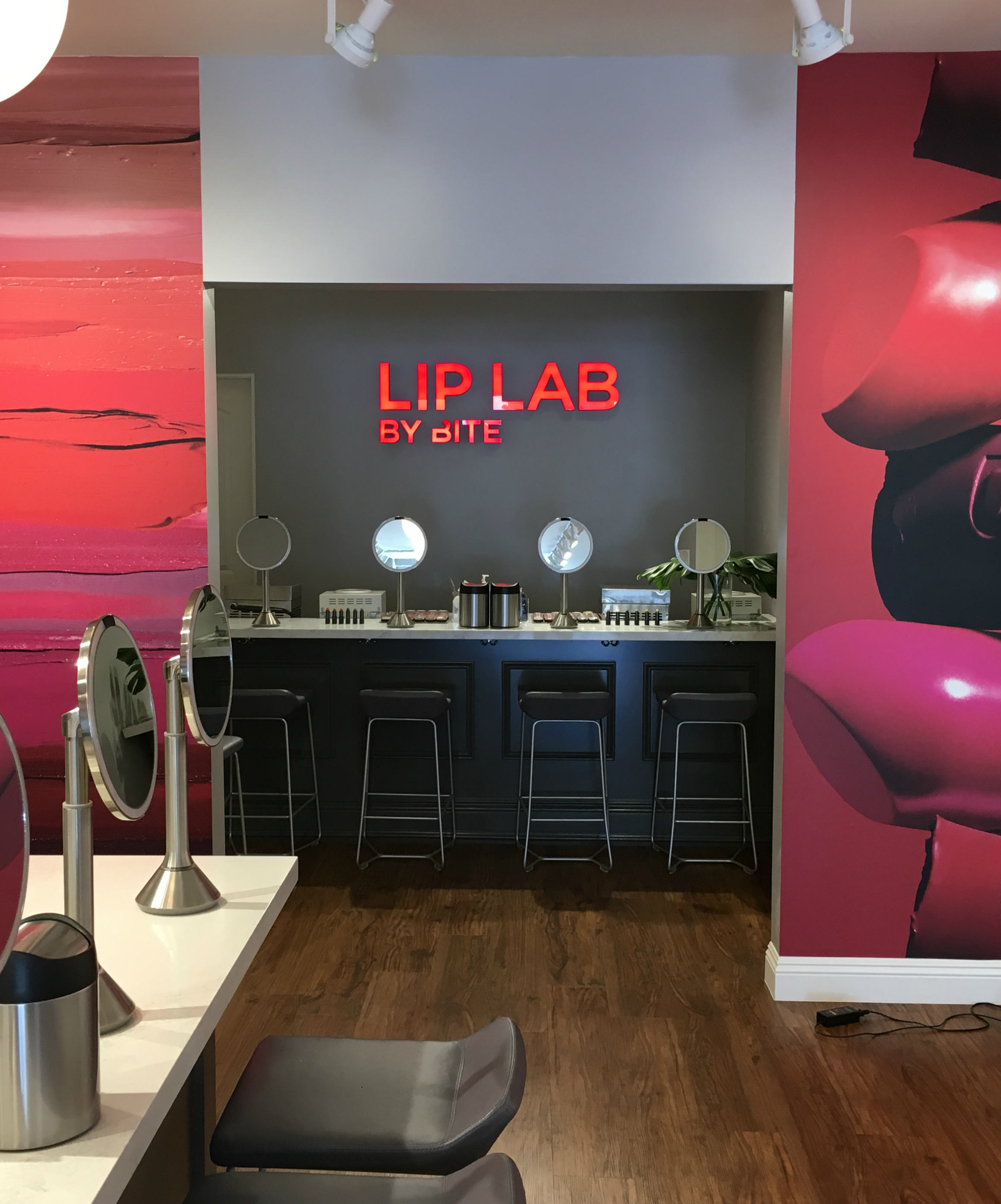 Services at Lip Lab by BITE