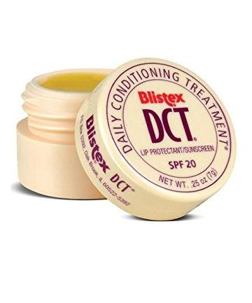 Best Lip Balm No. 4: Blistex DCT, $2.99
