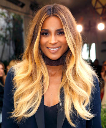 Ombre blonde ciara 15 blonde hair ideas to inspire your next ombre blonde ciara urmus Choice Image
