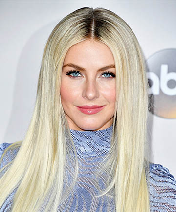 Bright Blonde: Julianne Hough
