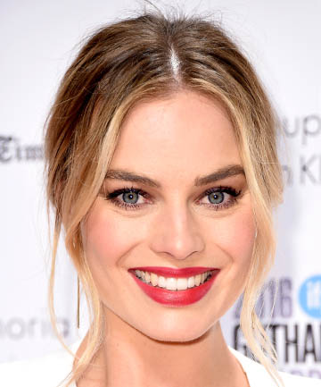 Gorgeously Grown-Out: Margot Robbie