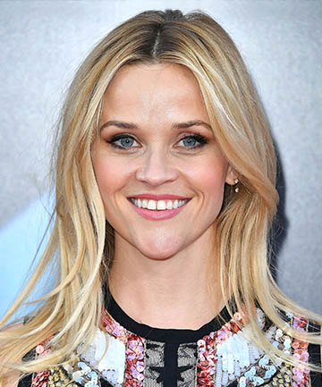Bombshell Blonde: Reese Witherspoon