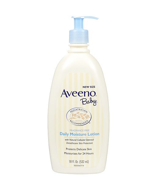 No. 12: Aveeno Baby Daily Moisture Lotion, $5.76