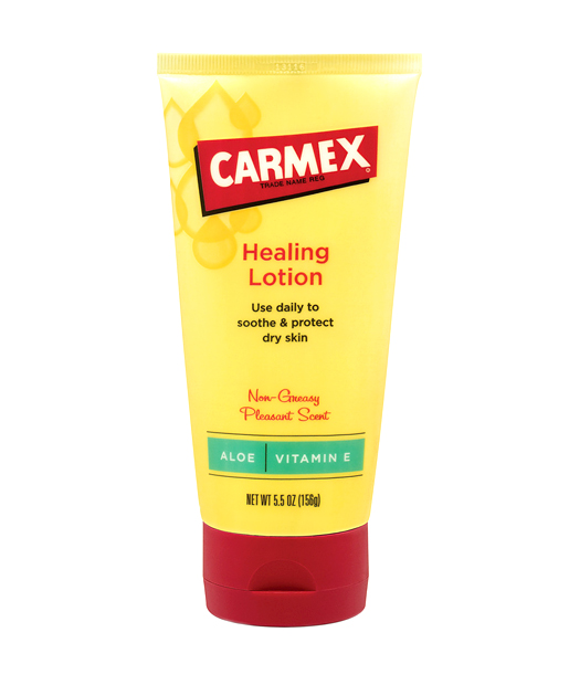 No. 5: Carmex Healing Lotion, $5.49