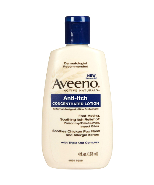 No. 6: Aveeno Anti-Itch Concentrated Lotion, $6.60