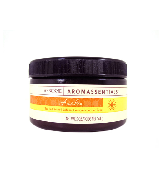 No. 17: Arbonne Awaken Sea Salt Scrub, $30