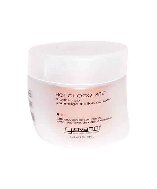No. 9: Giovanni Hot Chocolate Sugar Scrub, $14.99