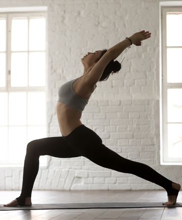 4 yoga poses to kick your butt into shape