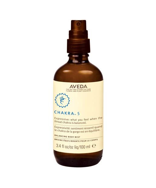 No. 2: Aveda Chakra 4 Balancing Body Mist, $30
