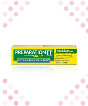 Bug Bite Remedy No. 5: Preparation H