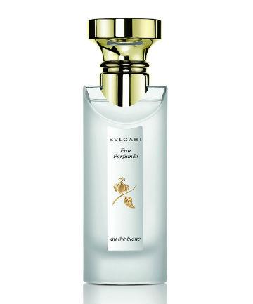 Best Perfume No. 2: Bvlgari Eau Parfumée Au Thé Blanc Eau de Cologne Spray