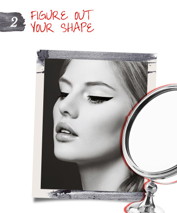 Know Your Shape to Get Great Cat Eye Makeup