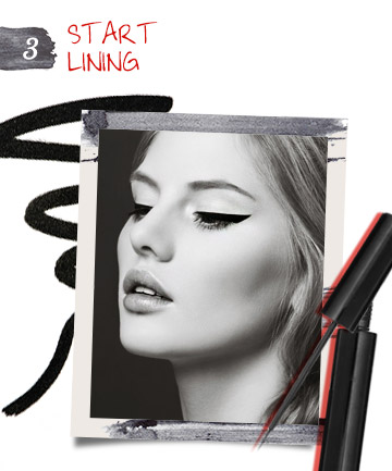 Line Your Way to Flawless Cat Eye Makeup