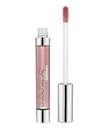 Catrice Liquid Metal Longlasting Cream Eyeshadow in Daily Dose of Rose, $5.99