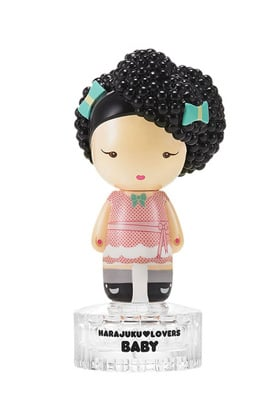 No. 2: Harajuku Lovers Baby Eau de Toilette Spray, $29.49