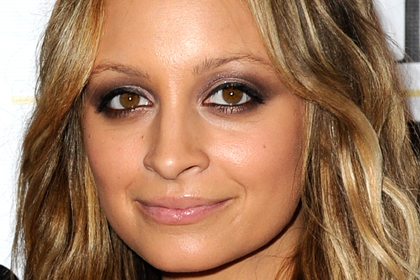Nicole Richie Best Celebrity Makeup Looks For Brown Eyes