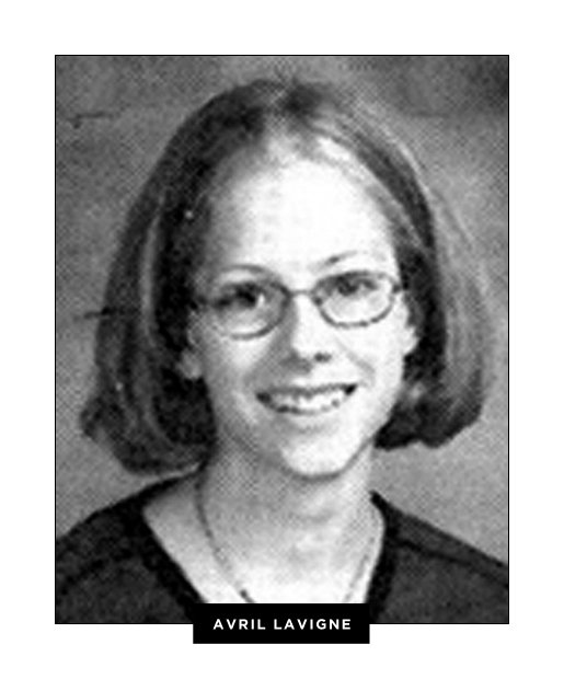 Celebrity Yearbook Pictures - High School Pictures of ...