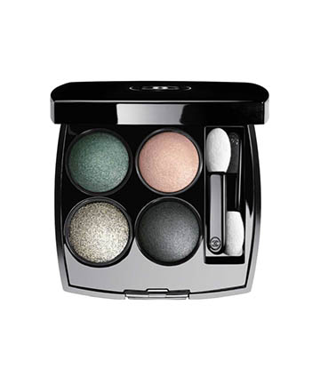 chanel makeup. best chanel makeup no. 12: les 4 ombres multi-effect quadra eyeshadow