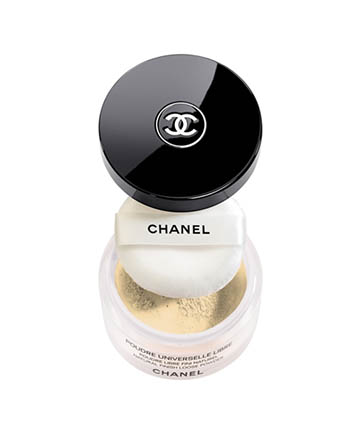 Best Chanel Makeup No. 2: Chanel Poudre Universelle Libre Natural Finish Loose Powder, $52
