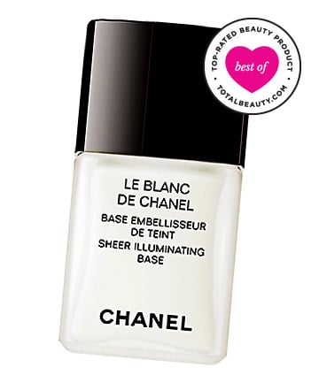 No. 2: Chanel Le Blanc De Chanel Sheer Illuminating Base, $45