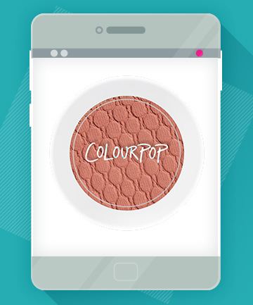 The Product:  Colourpop Blush in Between the Sheets, $8