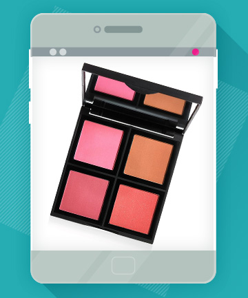 The Product: E.L.F. Cosmetics Powder Blush Palette, $6
