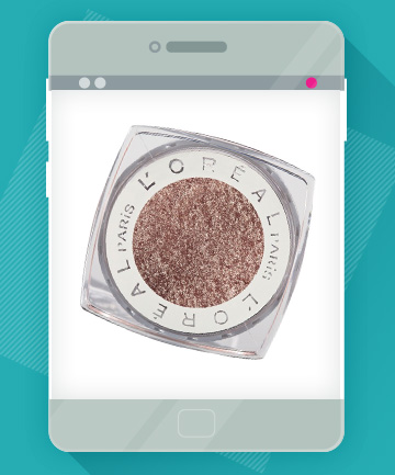 The Product: L'Oreal Paris Infallible 24 HR Eye Shadow, $6.99