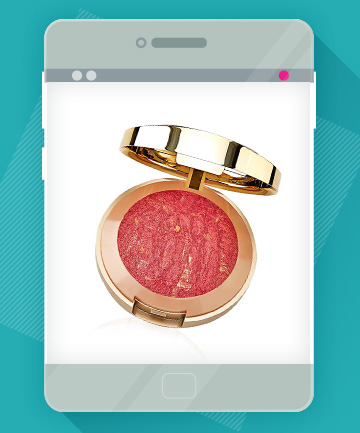 The Product: Milani Baked Blush in Red Vino, $7.99