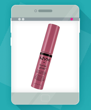 The Product: NYX Professional Makeup Butter Gloss, $4.99
