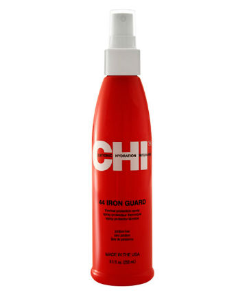 Best Heat Protectant No. 12: CHI 44 Iron Guard Thermal Protecting Spray, $16