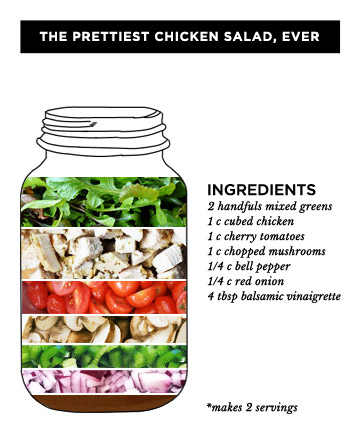 Chicken Salad in a Jar, 9 Next-Level Mason Jar Recipes for Your Best ...