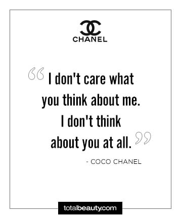 17 Coco Chanel Quotes That Will Seriously Up Your Hustle