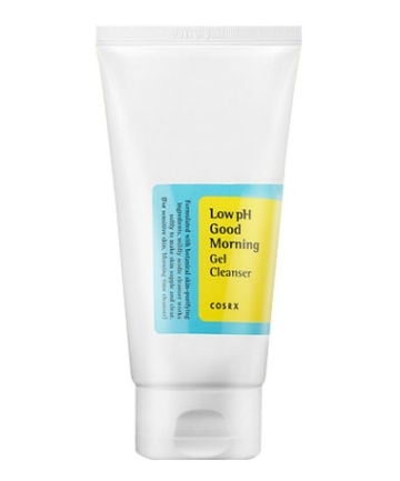 Best Face Cleanser No. 14: Cosrx Low pH Good Morning Gel Cleanser, $12