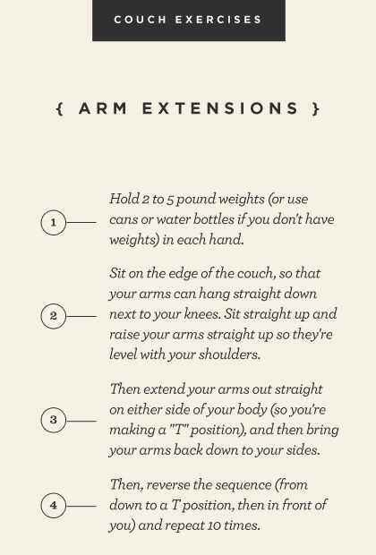 Arm extensions
