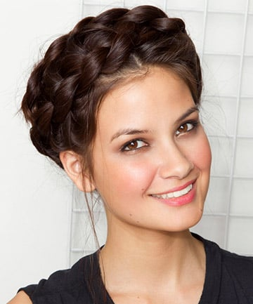 The Crown Braid That Looks Like an Actual Crown