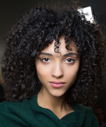 Luscious Long Bob, 19 Gorgeous Curly Haircuts That Show Off