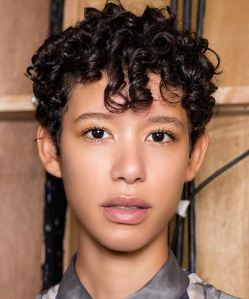 Longer In The Front 19 Gorgeous Curly Haircuts That Show Off Your