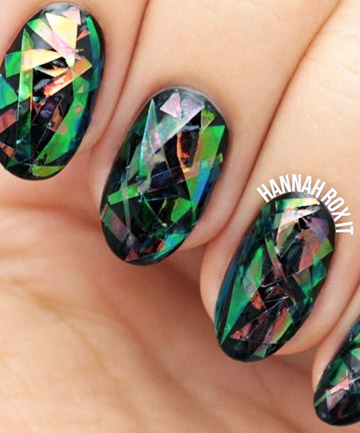 27 cute nail designs nail art ideas to try prinsesfo Gallery